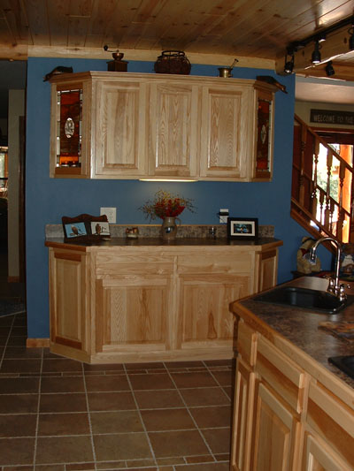 Timber Country Cabinetry Raised Panel Door