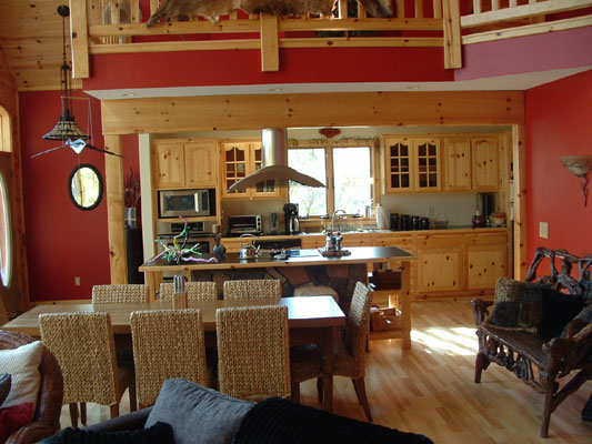 Country kitchen colors pthyd - Country kitchen wall colors ...