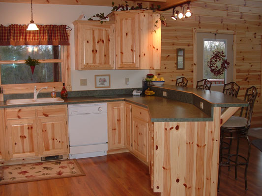 Timber Country Cabinetry Kitchen Gallery